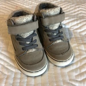 Warm High Top Toddler 6 Shoes